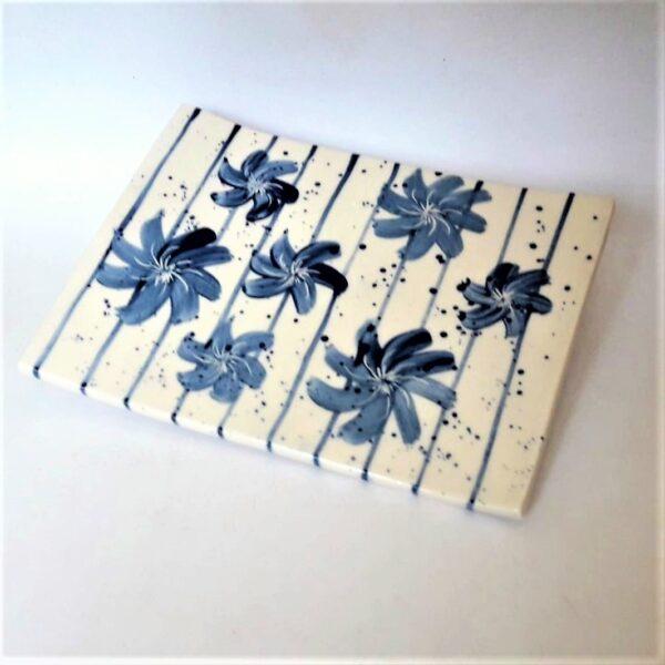 Bandejita de cerámica artesanal GEA