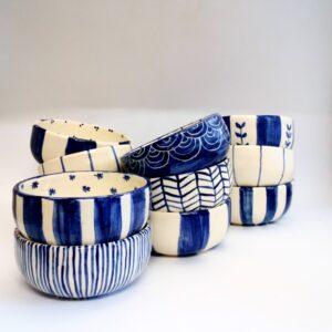Bol de GEA cerámica artesanal.