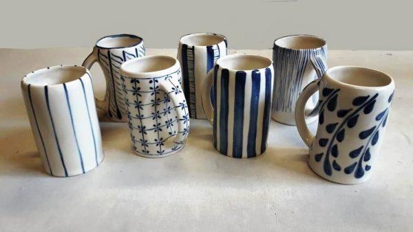 Chopp de cerámica artesanal GEA.