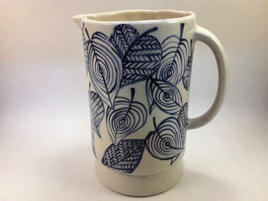 Jarra Grande de cerámica artesanal GEA