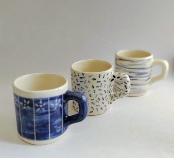 Jarro de Café de GEA cerámica artesanal