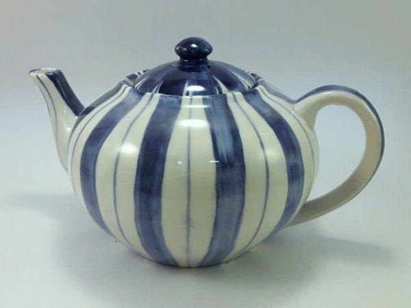 Tetera de cerámica artesanal GEA