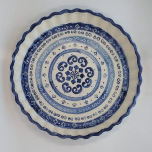 tartera de cerámica, apta horno